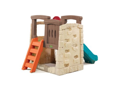 step 2 big climber with slide climbers and slides. Black Bedroom Furniture Sets. Home Design Ideas